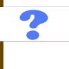 Betekenis strandvlaggen - Vraagteken