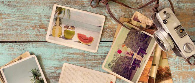 Tastbare herinneringen – Wat moet je met al die foto's?