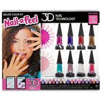 Nail a peel mega kit