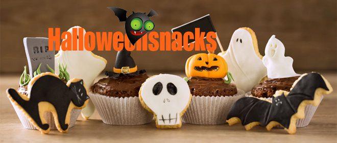 Halloweensnacks - Spannende gerechten voor Halloween 1