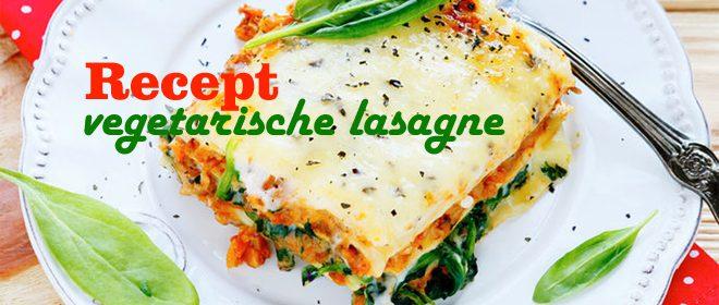Recept: Vegetarische Lasagne