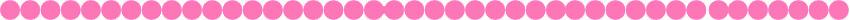 lijn roze ballen