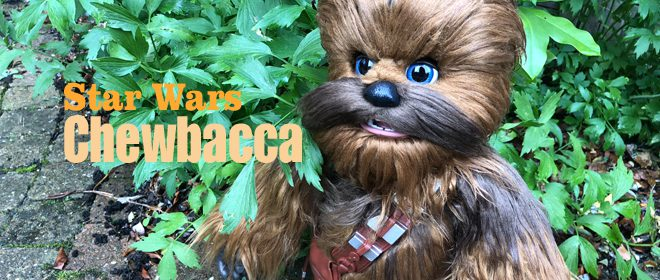 FurReal Star Wars Chewbacca – Interactieve pop
