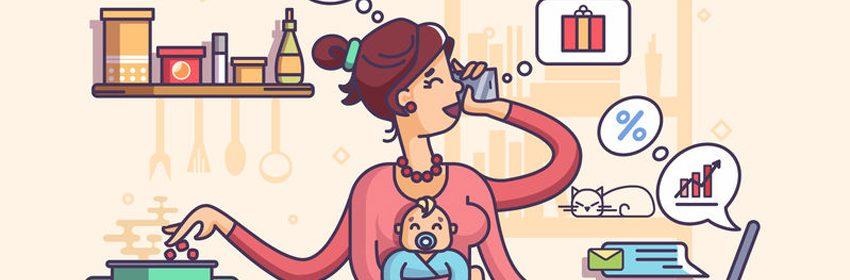 Carrière en het moederschap combineren: zó doe je dat!