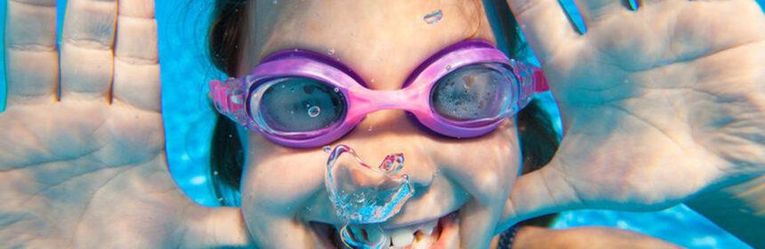 Zwemles - Op welke leeftijd begin je met zwemles?