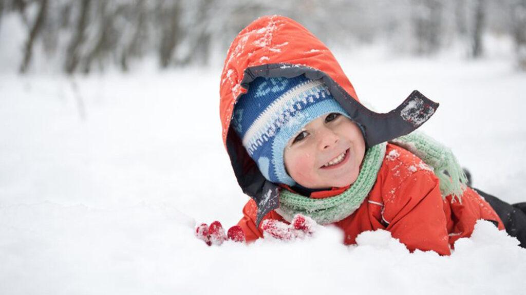 Buitenspelen in de winter: Wat is leuk?