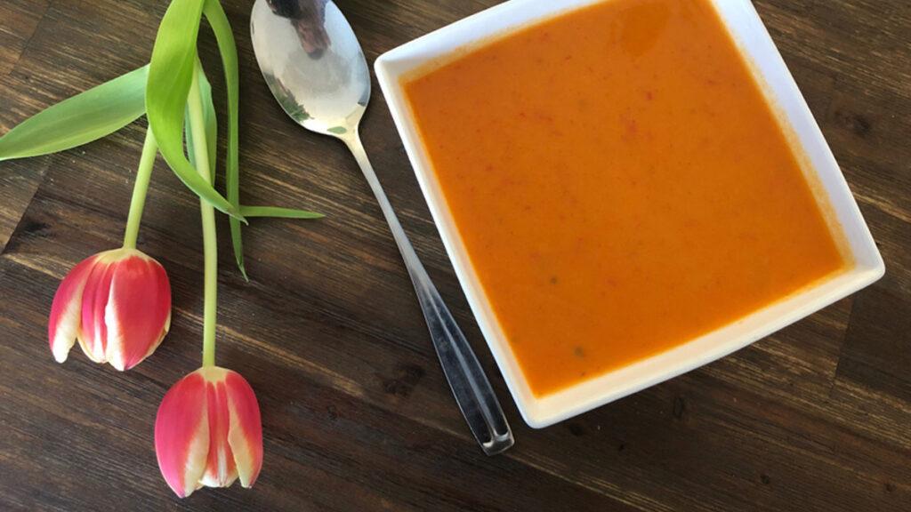 Recepten van lekkere, gezonde soepjes voor de lunch