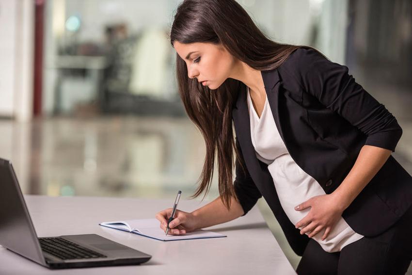 Solliciteren als je zwanger bent