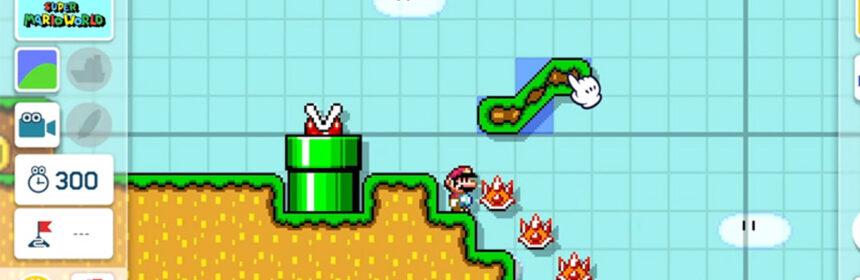 Super Mario Maker 2 voor de Nintendo Switch