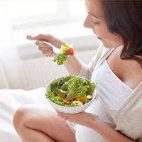 Gezond eten tijdens de zwangerschap