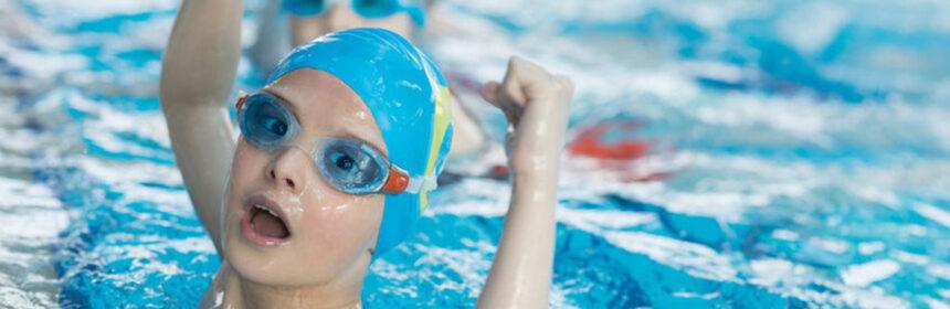 Je kind op zwemles