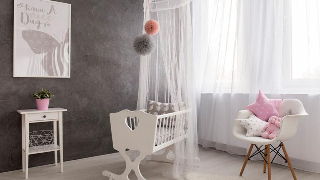 Doe-het-zelf ideeën voor de babykamer