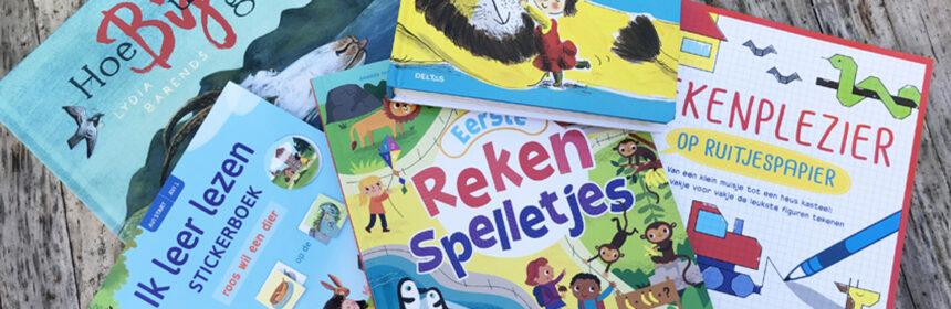 De nieuwste kinderboeken – september 2019