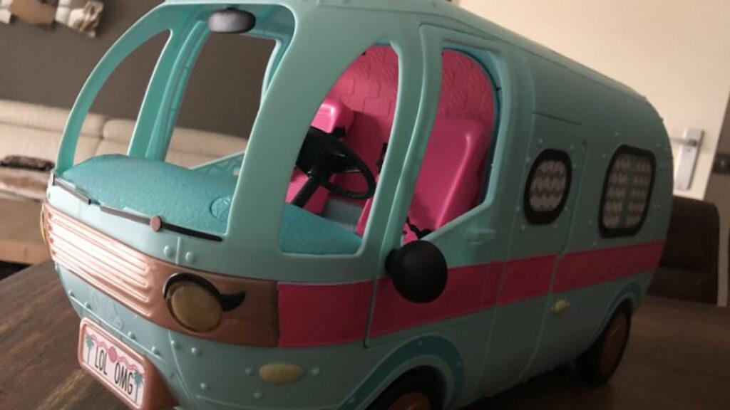 L.O.L. Surprise 2-in-1 Glamper – Luxe poppenwagen