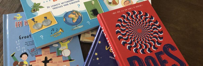 De nieuwste kinderboeken – november 2019