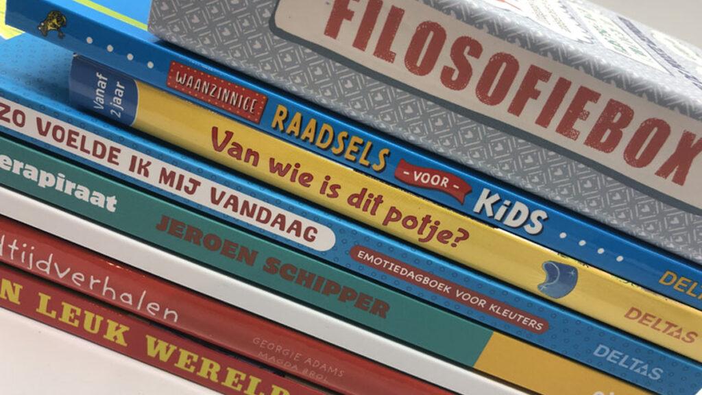 Nieuwe kinderboeken april 2020