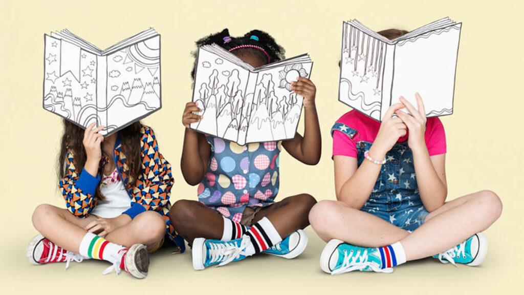 Dag van het kinderboek