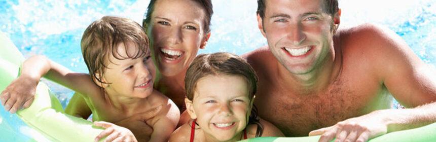 Zomervakantie 2020 - Een zwembadje in de tuin