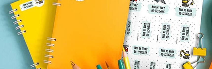Labelen - De scholen zijn weer begonnen! 5 hacks om nooit meer spullen kwijt te raken