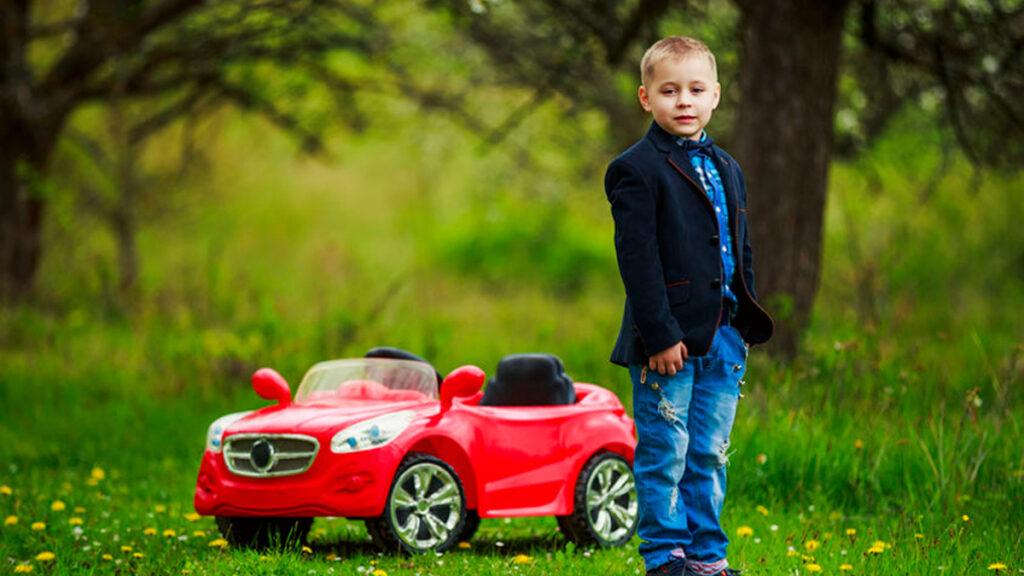 Auto voor kinderen - Het leukste grote mensen cadeau voor kinderen