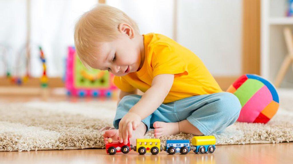 Speelgoed en spelen - Themapagina