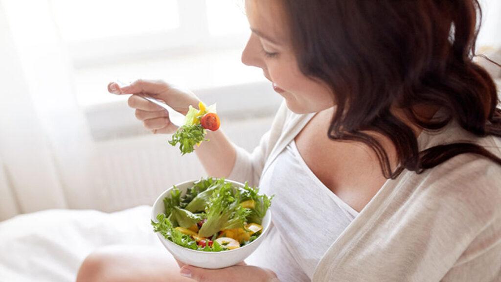 Dit kun je beter niet eten tijdens de zwangerschap