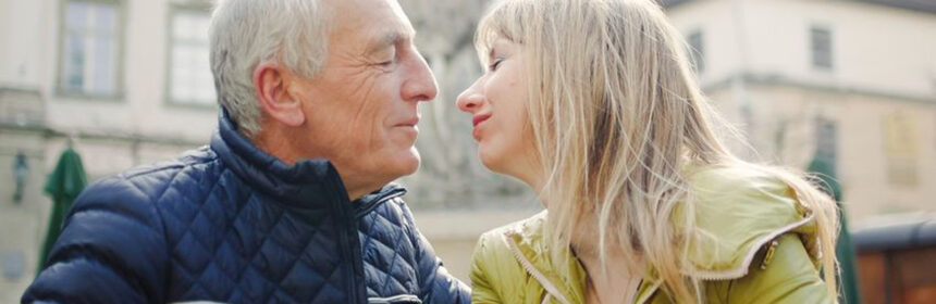 Leeftijdsverschil in een relatie