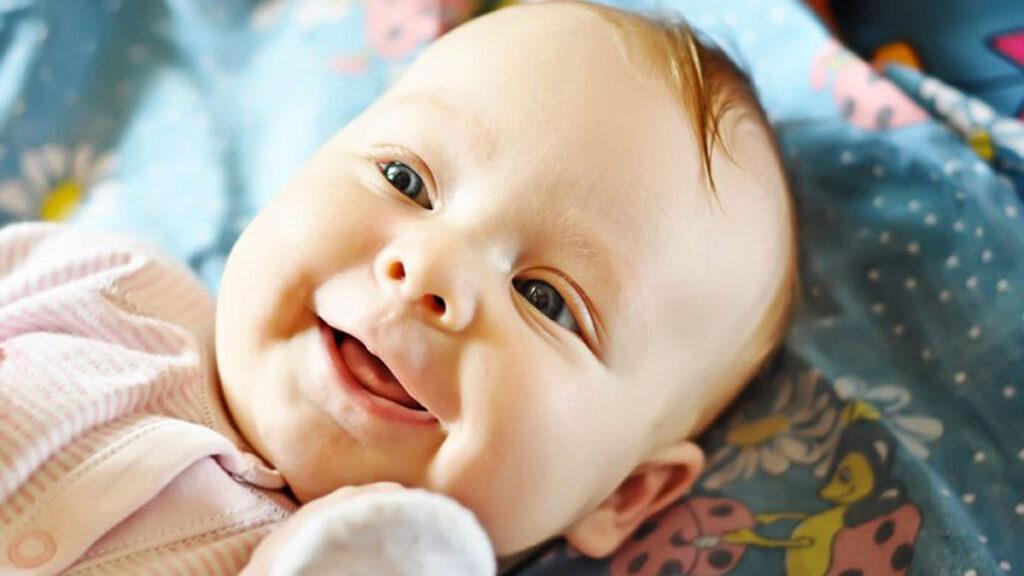 Ontwikkeling baby in maand 3