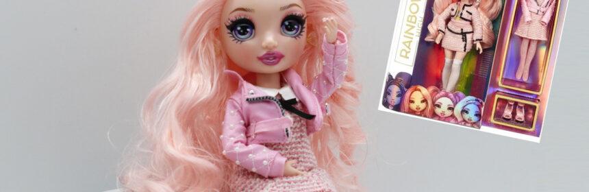 Rainbow High Fashion Doll Bella Parker