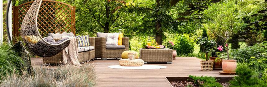 Haal zoveel mogelijk de zomervakantie uit je tuin!