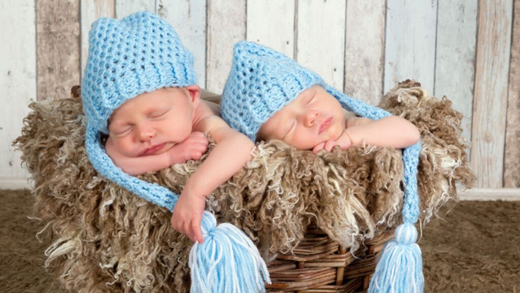 Tweeling, dubbel geluk & dubbele zorg