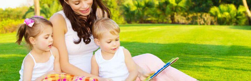 Lezen, voorlezen en kinderboeken
