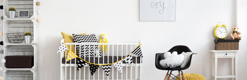 Babykamer - Inrichting babykamer, wat heb je nodig?