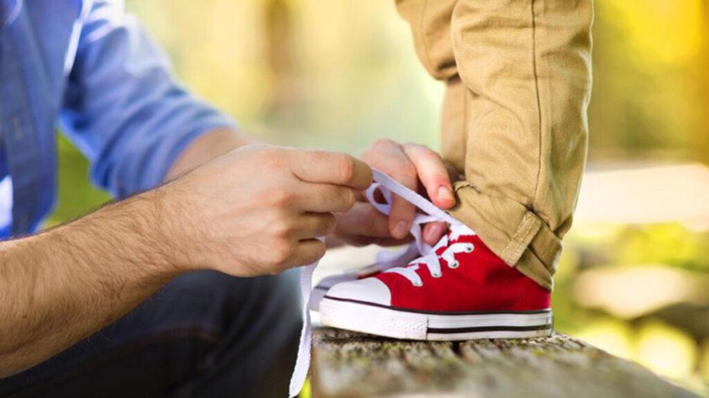 Nieuwe kinderschoenen, waar moet je op letten?