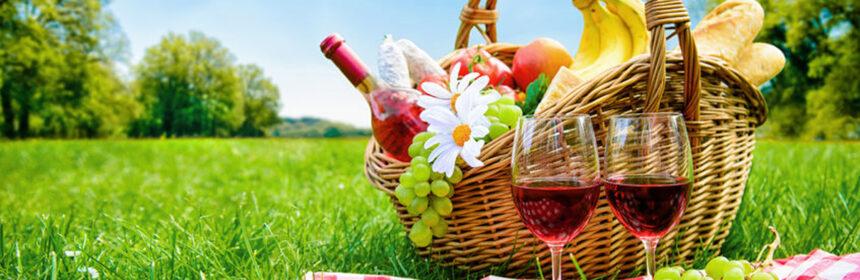 Mooi weer? Tijd voor een gezellige picknick!