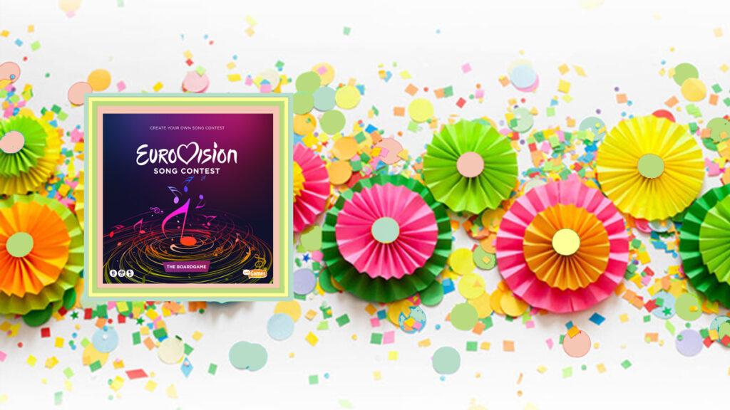 Eurovision Song Contest bordspel