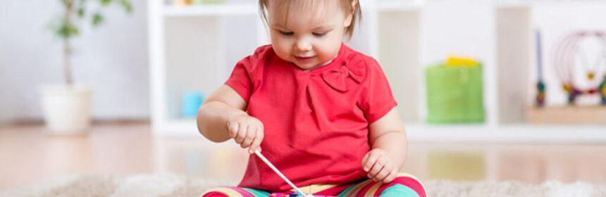 Speelgoed voor peuters van 1 tot 4 jaar