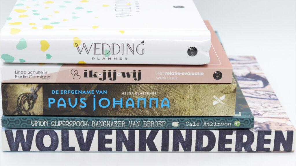 Nieuwe boeken juni 2021