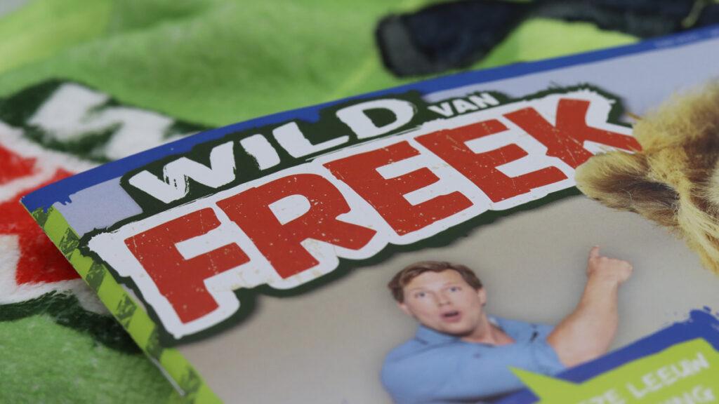 """""""Wild van Freek"""", een leuk magazine voor onze natuurfans"""