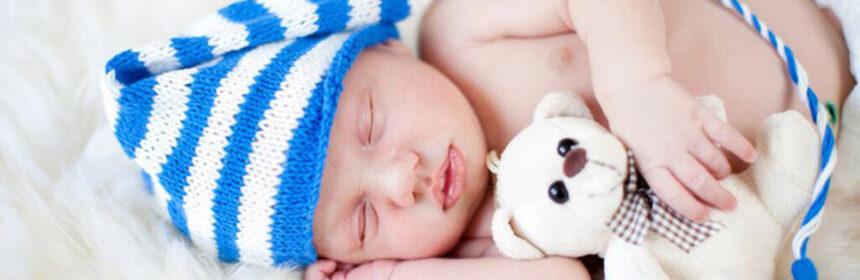 Hoe ontwikkelt je baby zich lichamelijk