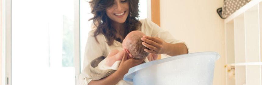 Tummy Tub - Een bademmer voor je baby