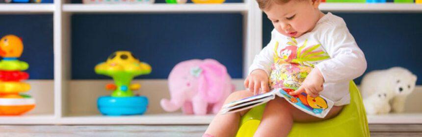 Zindelijk maken is kinderspel (Welk potje kies je hiervoor?)