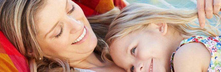 De natuurlijke band tussen moeder en kind