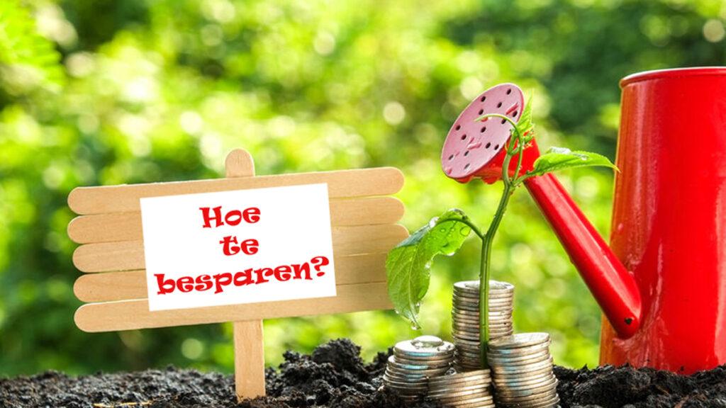 Bezuinigingstips of bespaartips waarmee je gewoon prettig door kunt leven