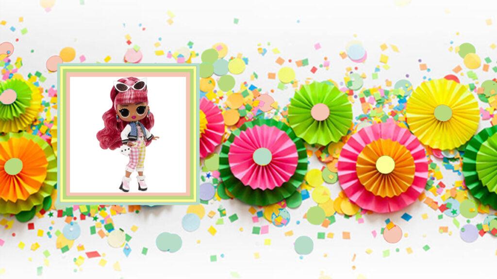L.O.L. Surprise Tweens Fashion Doll Cherry B.B.
