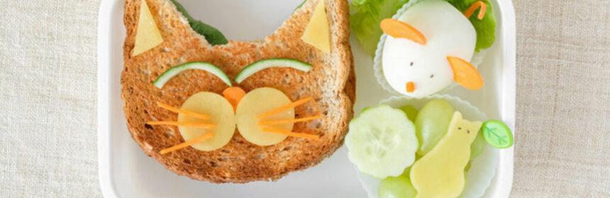 Creatieve tips voor een gezonde lunchbox