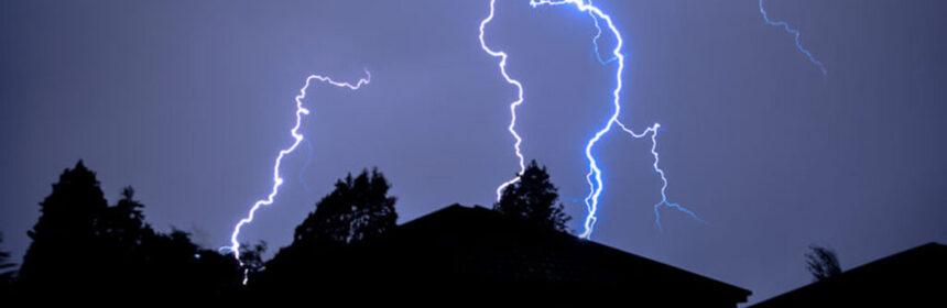 Hoe ga je om met angst voor onweer?