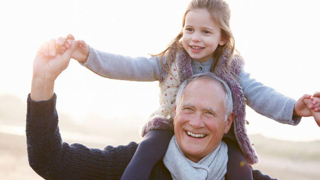 Oma en opa dag - Een feest voor de grootouders!