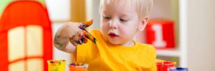 Sensory play: Stimuleer de zintuigen van je peuter!