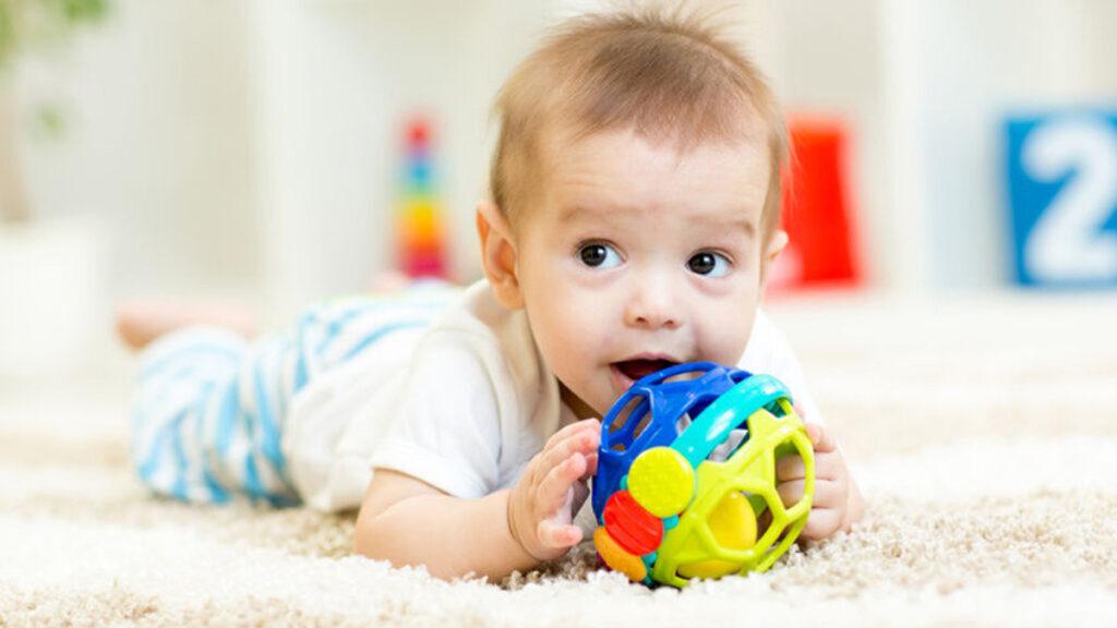 Speelgoed voor baby van 0 - 1 jaar